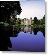 Johnstown Castle, Co Wexford, Ireland Metal Print