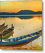 Lak Lake Metal Print