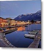 Lake Maggiore - Ascona Metal Print