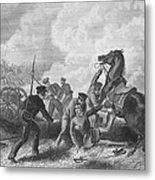 Mexican War: Palo Alto Metal Print by Granger