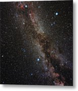 Milky Way Metal Print by Eckhard Slawik