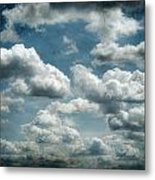 My Sky Your Sky  Metal Print