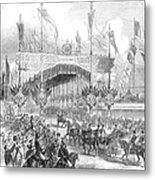 Paris Exposition, 1855 Metal Print