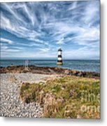 Penmon Point Metal Print