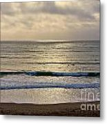 Praa Sands Metal Print