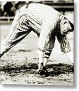 Rogers Hornsby (1896-1963) Metal Print