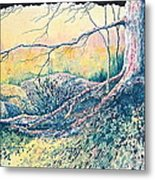 Rooted In Time Metal Print