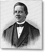 Samuel J. Tilden (1814-1886) Metal Print