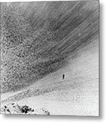 Sedan Crater, Nevada Test Site Metal Print