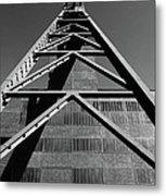 Shaft Tower Metal Print
