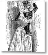 Shakespeare: Henry Iv Metal Print