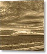 Southbourne Beach Metal Print
