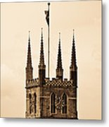 Southwark Cathedral London Metal Print