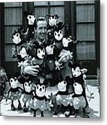 The Walt Disney Family Museum Metal Print