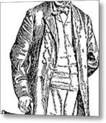 Thomas Darcy Mcgee Metal Print