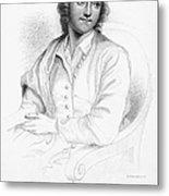 Thomas Gray (1716-1771) Metal Print