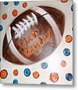 War Eagle Metal Print