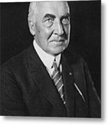 Warren Harding (1865-1923) Metal Print
