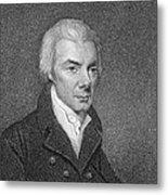 William Wilberforce Metal Print
