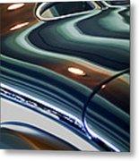 2006 Speedster Motorcars Custom Zephyr Replica Rear Body Metal Print