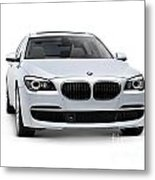 2010 Bmw 760li Individual Luxury Sedan Metal Print