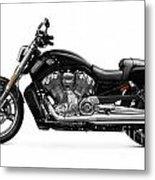 2010 Harley-davidson Vrsc V-rod Muscle Metal Print