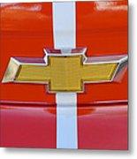 2011 Chevrolet Camaro Hood Emblem Metal Print