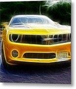 2012 Chevrolet Camaro Rs Metal Print