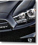 2012 Dodge Charger Srt8 Metal Print