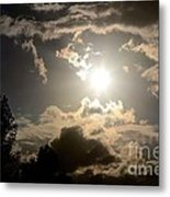 2012 Sunset October 26 Metal Print