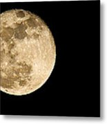2012 Super Moon Metal Print