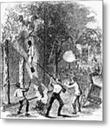 New York: Draft Riots 1863 Metal Print by Granger