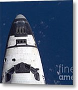 Space Shuttle Discovery Metal Print by Nasa