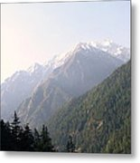 Splendors Of Himalayas Metal Print