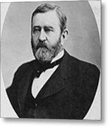 Ulysses S. Grant (1822-1885) Metal Print