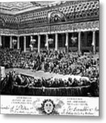 French Revolution, 1789 Metal Print by Granger
