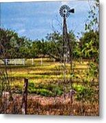 281 Family Farm Metal Print