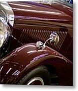 1936 Bentley Metal Print