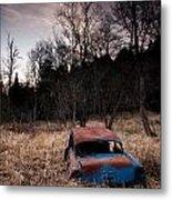 1956 Chevy Metal Print