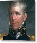 Andrew Jackson, 7th American President Metal Print