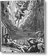 Annunciation To Shepherds Metal Print