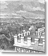 Baton Rouge, 1862 Metal Print