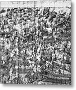Battle Of Lepanto, 1571 Metal Print