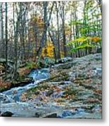 Big Hunting Creek Upstream From Cunningham Falls Metal Print