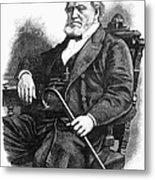 Brigham Young (1801-1877) Metal Print