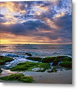 Burns Beach Metal Print