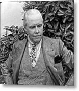 Carl Van Vechten (1880-1964) Metal Print