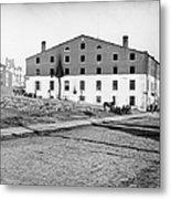 Civil War: Libby Prison Metal Print