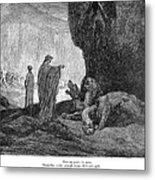 Dante: Inferno Metal Print