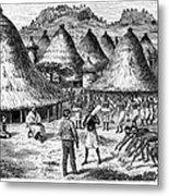 David Livingstone (1813-1873) Metal Print